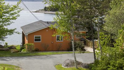 Photo for Oceanfront house/cottage located close to Halifax - GORGEOUS VIEWS