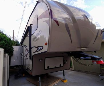 Photo for RV Trailer Stay in Spokane South Hill