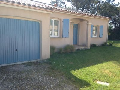 Photo for HOUSE at LES MATHES_Charente Maritime