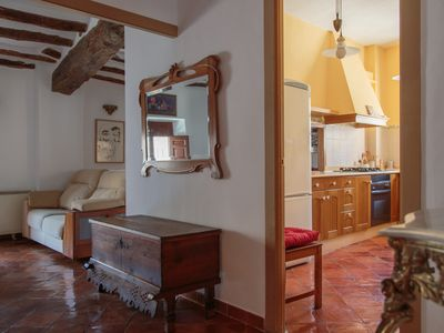 Photo for Charming apartment in the center of historic Cehegín