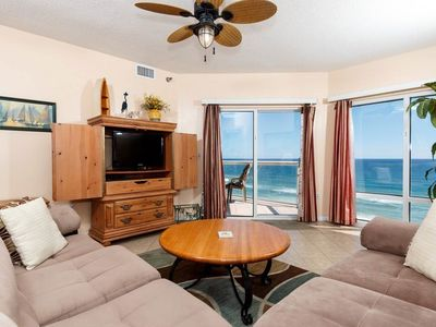Photo for Incredible Gulf Front Condo! Onsite Pools, Fitness Center, Dry Sauna!