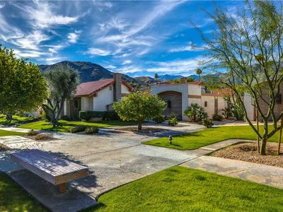 Photo for Welcome to the coveted Canyon Sands Condominium in South Palm Springs!