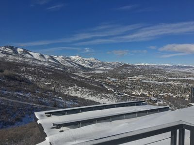 Photo for **Just Listed** Spectacular views, inner Park City, close to Main Street