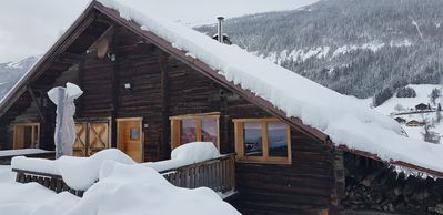 Photo for Part of a traditional chalet near La Clusaz and Grand Bornand