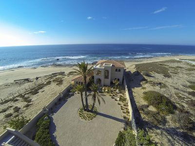 Photo for Casa Kash ~ 3 or 4 Bdm Secluded Beachfront Living! East Cape Dream!