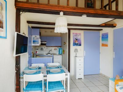 Photo for Apartment Le Sporting in Cabourg - 4 persons, 2 bedrooms