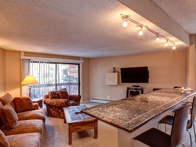 Photo for Peak 8 Village E36 Deluxe Condo Breckenridge Colorado Vacation Rental