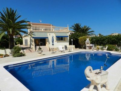 Photo for Holiday house Calpe for 6 persons with 2 bedrooms - Holiday house