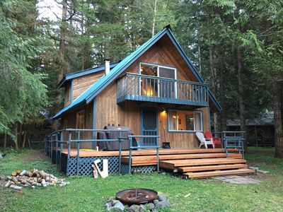 Photo for Snowline Cabin #48 - A Classic Family Cabin With an Outdoor Hot Tub!