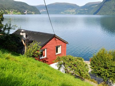 Photo for Vacation home Gjuvsvika (FJS319) in Utvik - 2 persons, 1 bedrooms