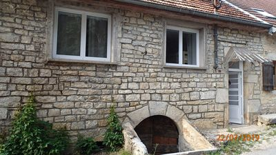 Photo for Renovated stone house