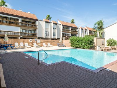 Photo for NEW LISTING! Bayfront condo w/shared pools, boat dock - near entertainment