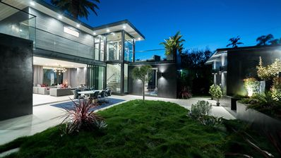 Photo for New Modern Home with High Ceilings in Old Hollywood