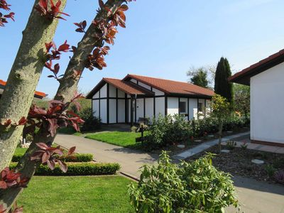 Photo for Holiday home 306 Kogge 60qm up to 5 persons with pets - Holiday home Kogge in the holiday village Altes Land