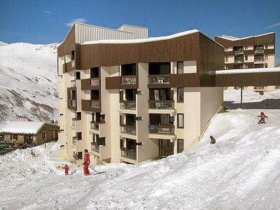 Photo for One bedroom Apartment, sleeps 4 in Les Bruyères with WiFi