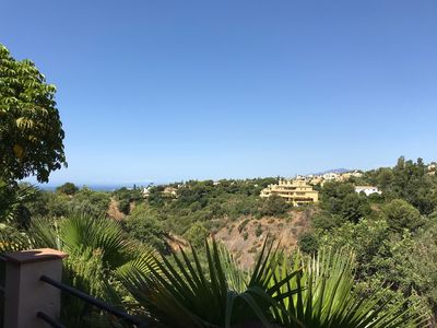 Photo for Cozy Spacious Townhouse On The Hills of Marbella!