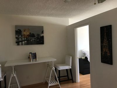 Photo for Fabulous Location, Private 2 Room Home