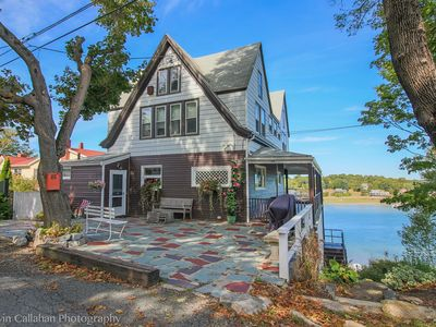 Photo for Waterfront Home with Spectacular Viewsof the Annisquam River