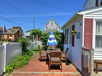 Photo for Cozy Beach Cottage with yard and views!