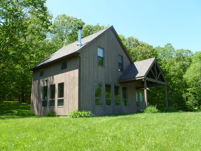 Photo for Froggy Pond - Family-Friendly Home With Incredible Views And A Private Swim Pond