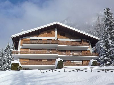 Photo for Apartment La Breya  in Champex, Valais - 6 persons, 3 bedrooms