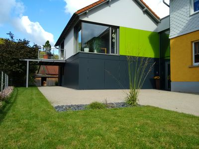 Photo for Haus Sembachtal - Relaxation and relaxation in the middle of the Thuringian Forest