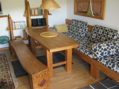 Photo for Apartment in family-friendly holiday village directly in the Bavarian Forest