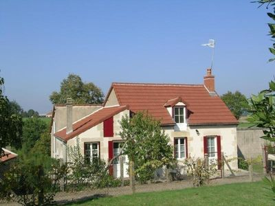 Photo for 2BR House Vacation Rental in Saint-Plaisir