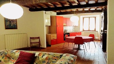 Photo for Nice apartment in the heart of Montepulciano