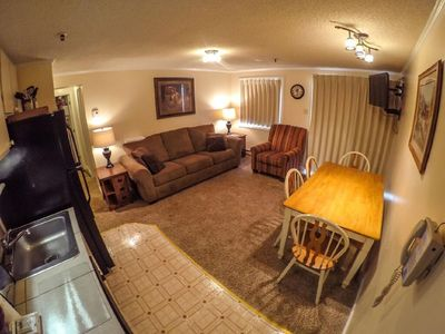 Photo for Perfect Condo for families with kids  - Steps from the slopes