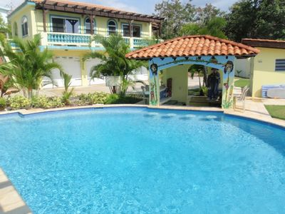 Casita Villa & Swim up Pool Bar