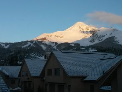 Photo for Ski-In Ski-Out Condo In Big Sky Mountain Village