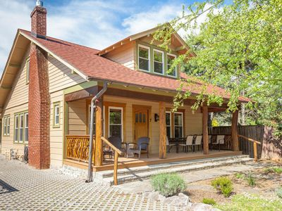 Photo for Beautifully Restored Craftsman Home - Downtown Weaverville