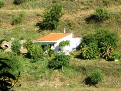 Photo for Estate. The Casita del Sol For 2 persons. In Nature 7 km. from the sea.