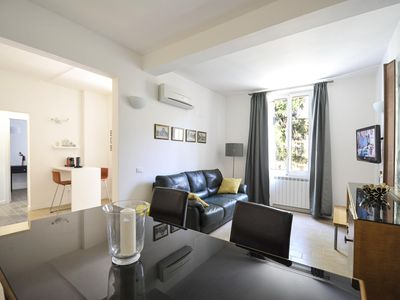 Photo for San Mamolo apartment in Bologna with WiFi & integrated air conditioning.