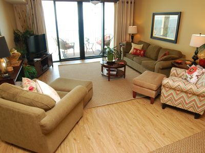 Photo for Wind Drift Beachfront 2BD/2BA | Cute & Cozy | Couples Getaway | Sleeps 6