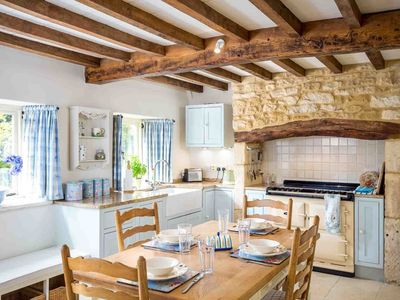 Photo for Rambling Rose Cottage, a beautiful Cotswold stone cottage located on a quiet lane in Upper Oddington