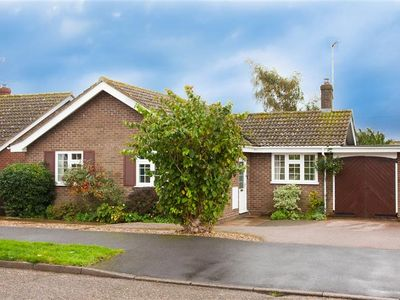 Photo for A lovely, light three-bedroom bungalow in a quiet location in Brancaster Staithe