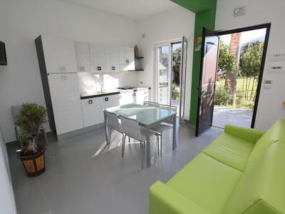 Photo for -CAPO D'ORLANDOResidential new flat, tastefully furnished and equipped with every comfort.