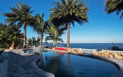Be Secluded in Paradise -  Your Private Oasis on Wide Open Water!