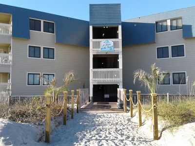 Photo for *ASK ABOUT WINTER SPECIAL!* Oceanfront 2 Bed/2 Bath Condo-A Place @ The Beach IV