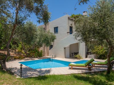 Photo for Holiday house Galatas for 1 - 6 persons with 3 bedrooms - Holiday home