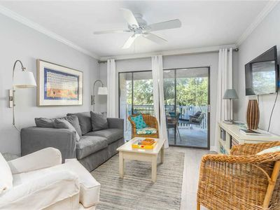 Photo for Oceanfront Condominiumthat Includes Balcony, Pool and Private Boardwalk to Beach