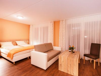 Photo for Apartment Wohntel in Sevelen - 2 persons, 1 bedrooms