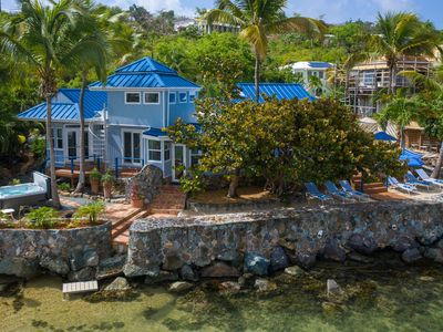 Photo for C'est La Sea! Gorgeous Beachfront Home Brand New to the Market!