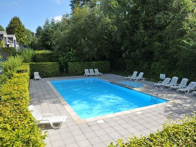 Photo for Lavish Apartment in Durbuy with Swimming Pool and Garden