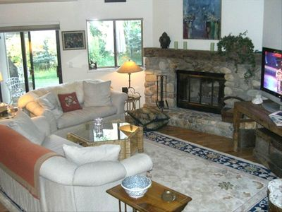 Photo for Elegant, Cozy, Private, Townhouse in Sun Valley