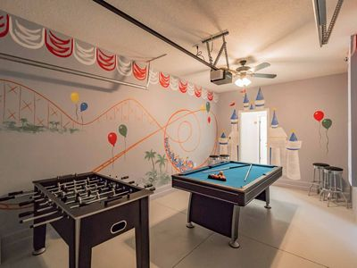 Photo for Book for Summer Now!  Great Deal on this Star Wars, Frozen Themed Home, Sleeps 16, South Facing Pool