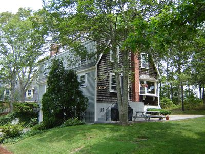 Photo for Spacious 4 Bedroom Family Retreat on Quiet East Orleans tree-lined street!