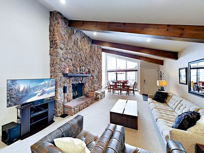 Photo for 3BR/3BA Vail Valley Condo w/ Pool & Hot Tub - Near Slopes, 200 Yards to  Lake